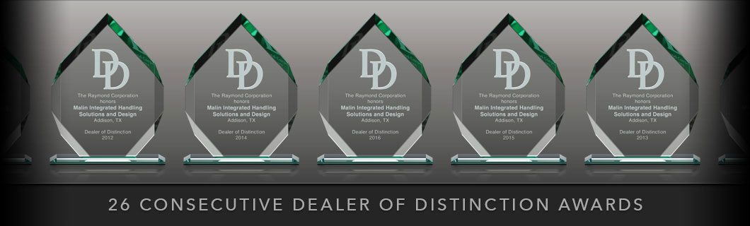 Raymond Dealer of Distinction Award