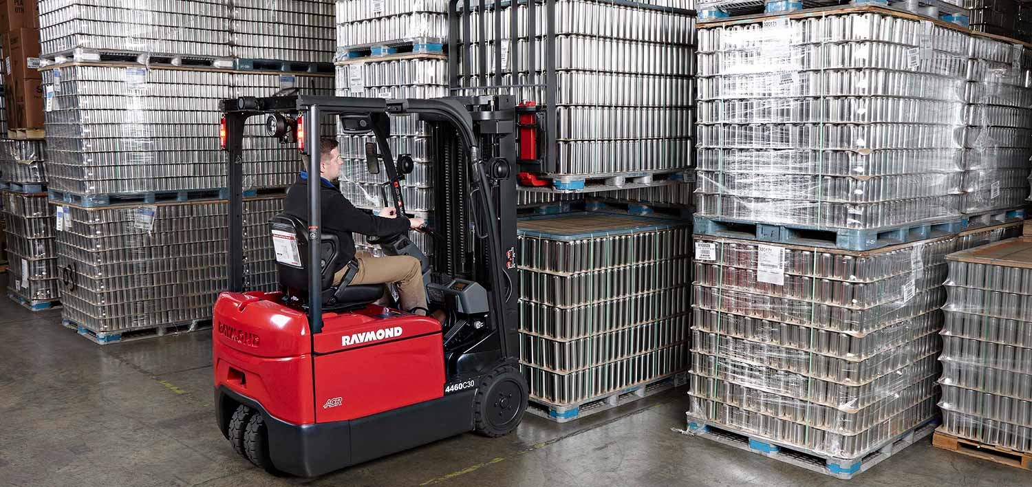 Stand Up Forklifts, Sit Down Forklifts, Counterbalanced Forklift