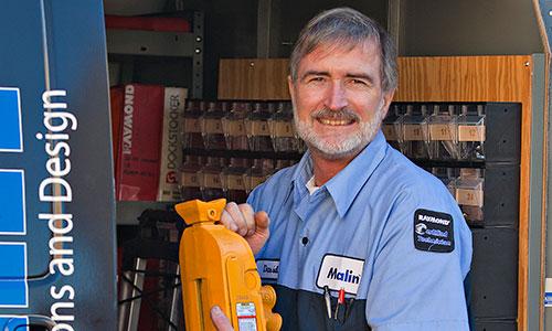 Malin Service Technician