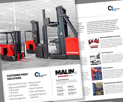 Malin Solutions Brochure