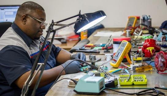 Malin Electronics Technician