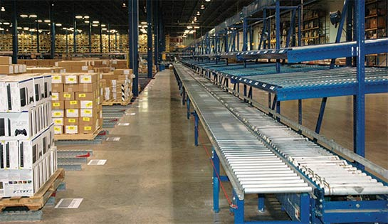Malin Systems Conveyor