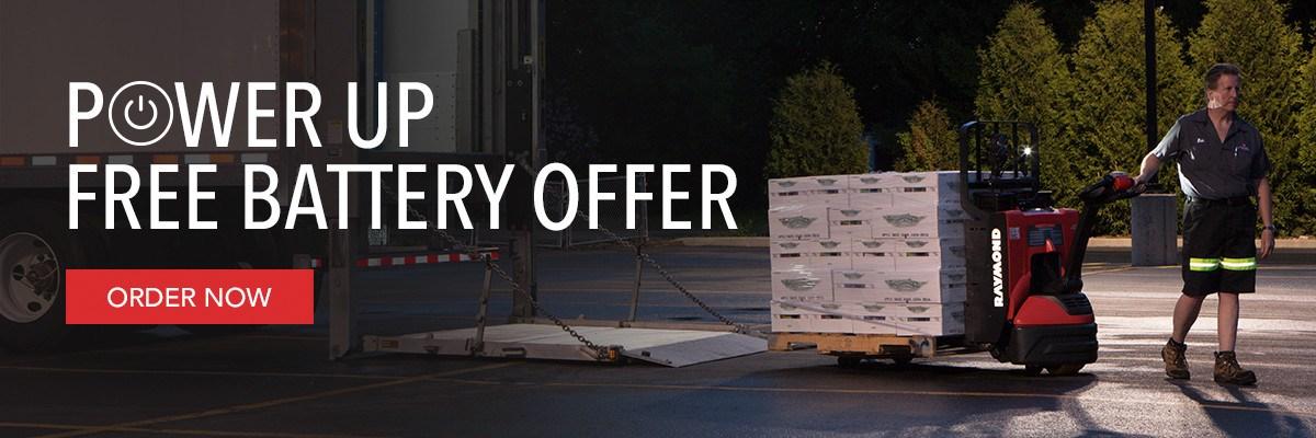 pallet truck special offer